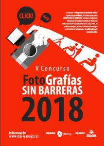 """V Concurso de Fotografía """"Sin Barreras"""" @ COCEMFE"""